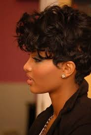 short roller set hair styles short hairstyles for black women 20 cute and pretty short
