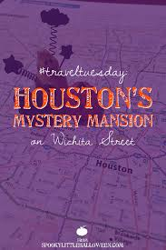 halloween city lawrenceville ga traveltuesday houston u0027s mystery mansion on wichita street