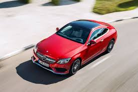 the all mercedes c class mercedes 2017 c class coupe is as sleek as it is high tech
