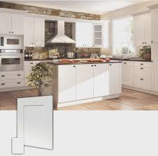kitchen best white shaker cabinets kitchen on a budget marvelous