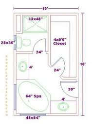 Bathroom Floor Plan Design Floor Plan For Master Bath We Stayed In A Hotel With This Plan
