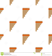 mexican pan flute icon in cartoon style isolated on white