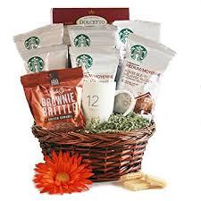 gourmet coffee gift baskets starbucks coffee starbucks gift basket gourmet