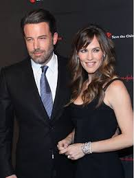 garner spotted with ben affleck s exes spend