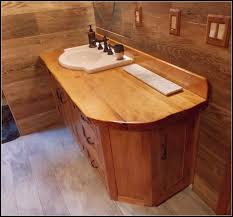 live edge top bathroom vanity the garage journal board bathroom