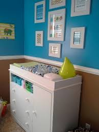South Shore Peek A Boo Changing Table S Bright And Modern Nursery Project Nursery