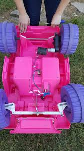 purple barbie jeep found a 5 dollar barbie jeep at goodwill bought it and we