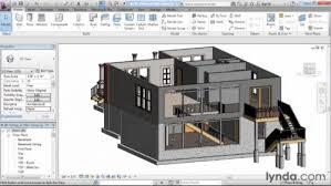 Lynda Designing A House In Revit Architecture 百度云网盘 下载 Revit Architecture House Design