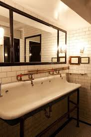 Best RestaurantBarClub Toilets Images On Pinterest Bathroom - Restaurant bathroom design