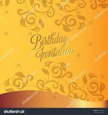 happy birthday card background design stock vector 475919524