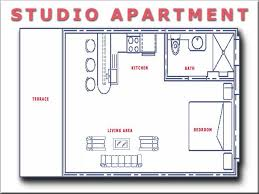 efficiency house plans efficiency apartment floor plan buybrinkhomes com