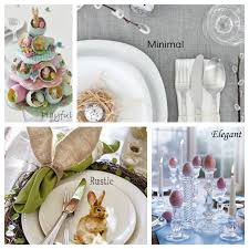 what will your tablescape look like this easter spring centre