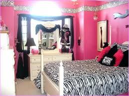 Pink And Black Bedroom Designs Pink And Black Room Decorations Black White And Pink Bedroom