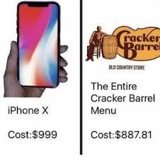 I Phone Meme - iphone memes what can you buy for the price of an iphone x