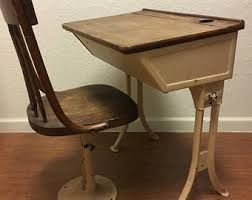 antique desk etsy