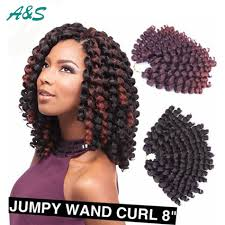 Curly Hair Braid Extensions by Black Friday Full Wand Curl Crochet Hair Crochet Braids Short
