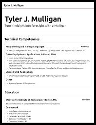 Basic Resume Sample by Easy Sample Resume Format Resume Format