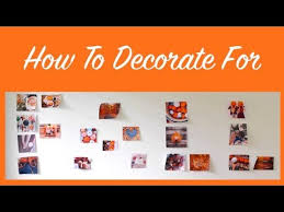 How To Decorate Your House For Fall - how to decorate your room for fall youtube