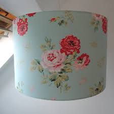 lampshade cath kidston antique rose bouquet by the shabby shade