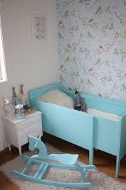 Wallpaper Accent Wall Ideas Bedroom 27 Best Light Blue Baby Nursery Images On Pinterest Baby