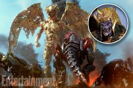 power rangers director u0026 designer explain goldar u0027s new look