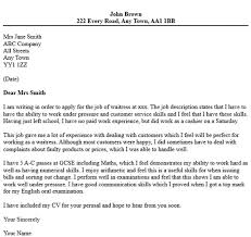 cover letter for cashier job view more cover letter examples and