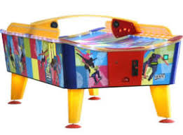 used coin operated air hockey table outdoor waterproof air hockey tables factory direct prices