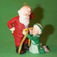 mr and mrs claus series hallmark ornaments the ornament shop