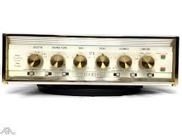 tube amp for home theater the completely retro sherwood s 5000 ii tube amplifier www