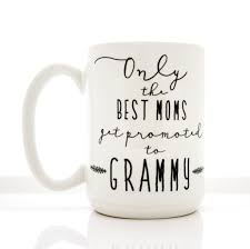 only the best moms get promoted to grammy honey gift and cricut
