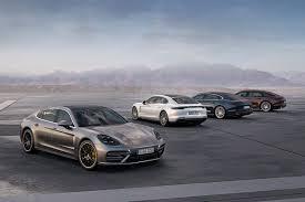 Porsche Panamera Edition - porsche announces base model panameras alongside chauffeur