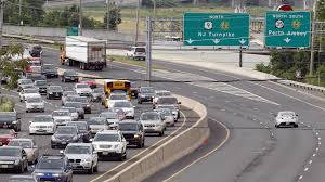 Garden State Parkway Map Traffic Clears After 3 Car Accident On Garden State Parkway
