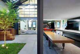 Home Interior Warehouse by Old Warehouse Turned Into Family Home By Corben Architects