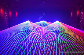 laser lights 2w rgb color outdoor animation christmas laser lights