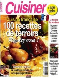 magazine cuisiner n 11 août octobre 2012