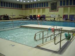 Anchorage Swimming Pools East High School Counsilman Hunsaker Aquatics For