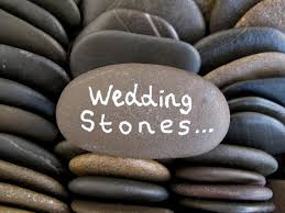 wishing rocks for wedding best 25 flat rock ideas on