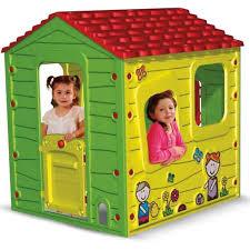 giardino bambini casa da giardino per bambini fattoria di starplast un bel regalo per