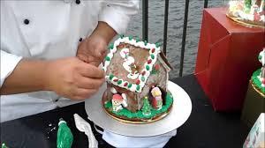 disney gingerbread house kit from boardwalk inn youtube