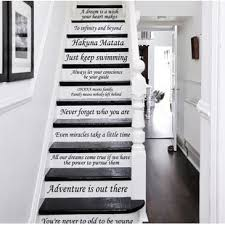 vinyl stair decals wayfair