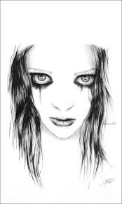 cool halloween drawings drawing art u0026 skethes