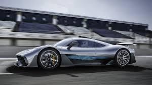 mercedes concept car mercedes amg project one concept car