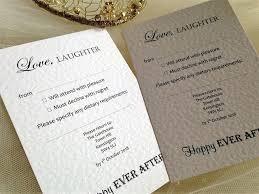 wedding invitations rsvp wording wedding invitations with rsvp ryanbradley co