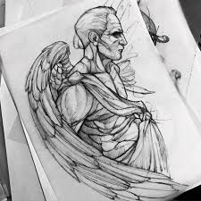the 25 best angel drawing ideas on pinterest drawings of angels
