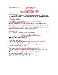 Coaching Resume Samples by Stunning Georgia High Coaching Resume Images Best Resume