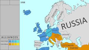 Map Of Ww1 Europe by Alternate History Of Europe No Ww1 2 Youtube
