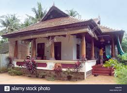 keralite bungalow styled after traditional kerala house tharawad
