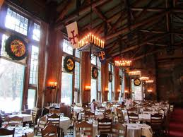 The Bracebridge Dinner At The Ahwahnee A Christmas Tradition At - The ahwahnee dining room
