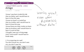 organizing my band with onenote an inside look office blogs