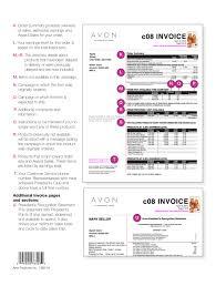 download avon invoice template rabitah net